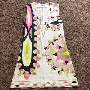 Emilio Pucci A Line Dress